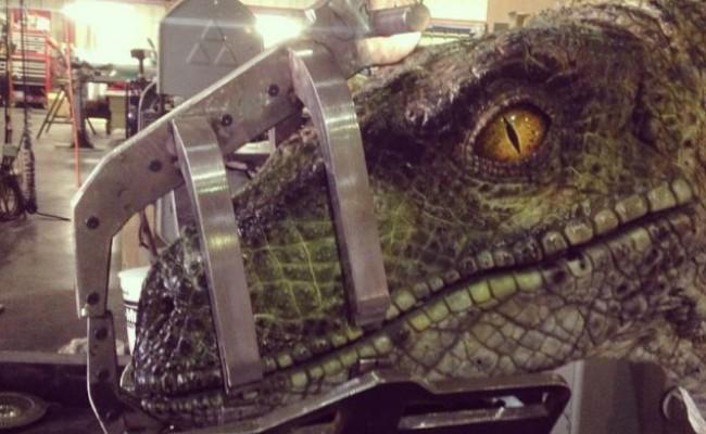 Jurassic World : Première image d'un raptor